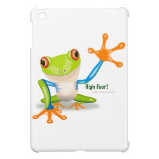 "Freddie Frog ""High Four"" iPad Mini Cases"