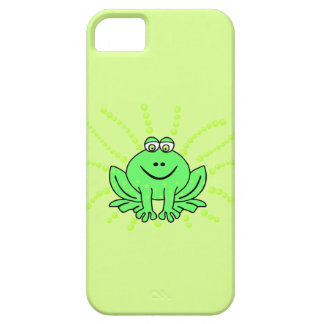 Freddie Frog iPhone 5 Cover