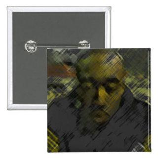 Freddie Gibbs 15 Cm Square Badge