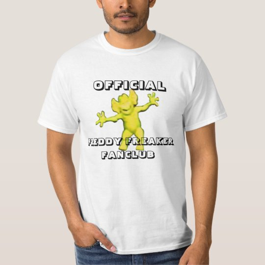 FREDDY FREAKER FANCLUB T-Shirt