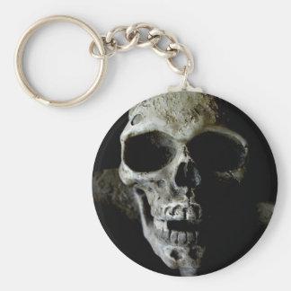 Freddys sister basic round button key ring