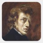 Frederic Chopin  1838 Square Sticker