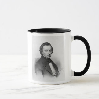 Frederic Chopin, after Ary Scheffer Mug
