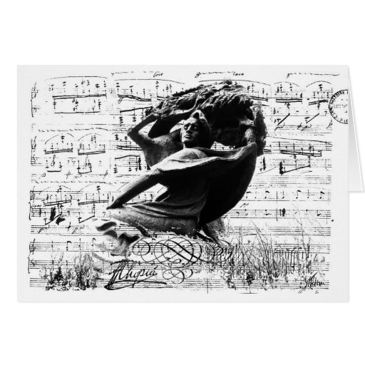 Frederic Chopin Greeting Cards