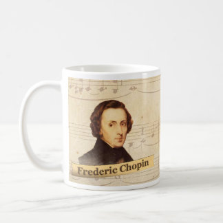 Frederic Chopin Historical Mug