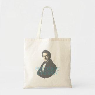 Frédéric Chopin portrait Tote Bag