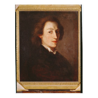 Frederic Chopin Postcard