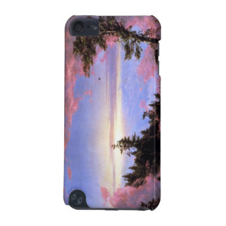 Frederic Edwin Church - Above the clouds at sunris iPod Touch (5th Generation) Covers