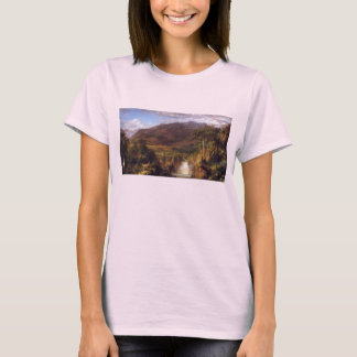 Frederic Edwin Church - Heart of the Andes T-Shirt