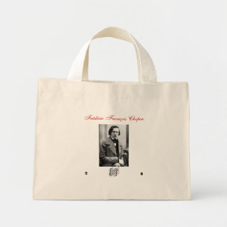 FREDERIC FRANCOIS CHOPIN BAG