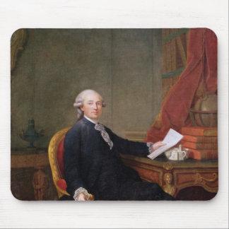 Frederic-Ignace  Comte de Mirbec, 1780 Mouse Pad
