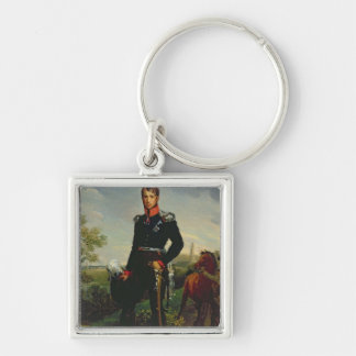 Frederic William III  King of Prussia, 1814 Key Ring