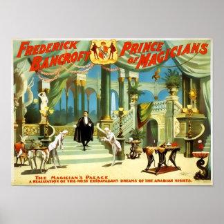 Frederick Bancroft Poster