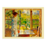 Frederick Childe Hassam Bowl of Goldfish Postcards