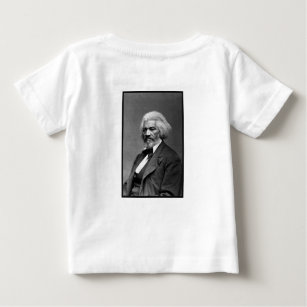 Frederick Douglass African American Civil Rights Baby T-Shirt