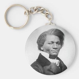 Frederick Douglass Portrait 1847 Keychain