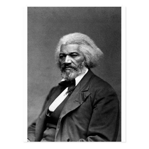 Frederick Douglass Postcards