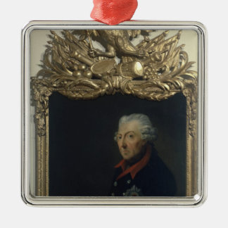 Frederick II of Prussia Christmas Ornament