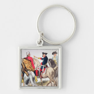 Frederick II  the Great Key Ring