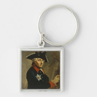 Frederick II the Great of Prussia, 1764 Key Ring