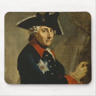 Frederick II the Great of Prussia, 1764 Mouse Mat