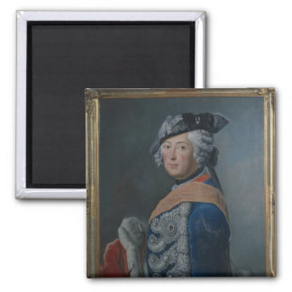 Frederick II the Great of Prussia, after 1753 Magnet