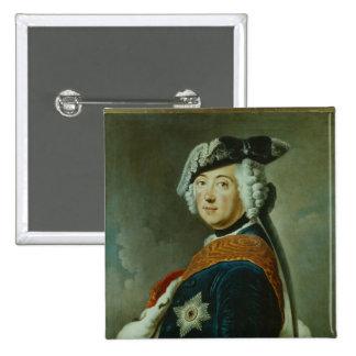 Frederick II the Great of Prussia Pin