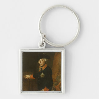 Frederick II The Great of Prussia, c.1763 Key Ring