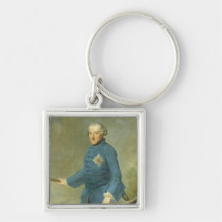 Frederick II the Great of Prussia, c.1770 Key Ring