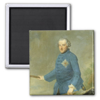 Frederick II the Great of Prussia, c.1770 Magnet
