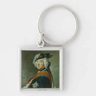 Frederick II the Great of Prussia Key Ring