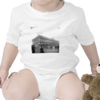 Frederick & Nelson, 1897 Baby Bodysuit