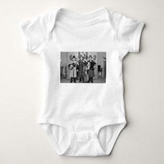 Frederick & Nelson Strolling Minstrels Infant Creeper