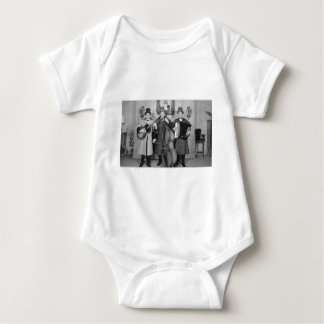 Frederick & Nelson Strolling Minstrels Shirt