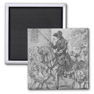 Frederick the Great of Prussia Magnet