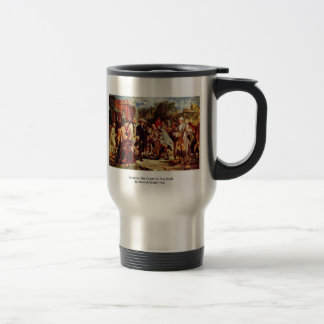 Frederick The Great On The Road Coffee Mugs
