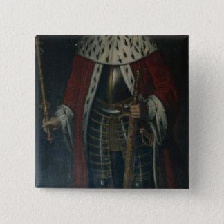 Frederick William I, King of Prussia Regalia 15 Cm Square Badge