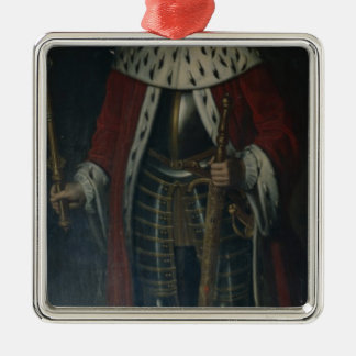Frederick William I, King of Prussia Regalia Christmas Ornament