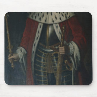 Frederick William I, King of Prussia Regalia Mouse Mat