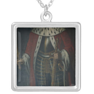 Frederick William I, King of Prussia Regalia Silver Plated Necklace
