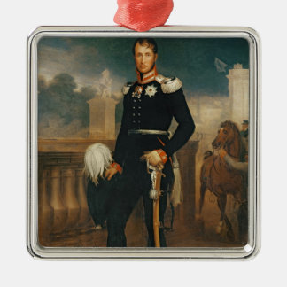 Frederick William III, King of Prussia Christmas Ornament
