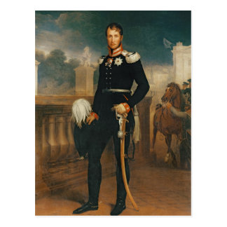 Frederick William III, King of Prussia Postcard