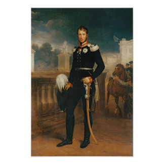 Frederick William III, King of Prussia Poster