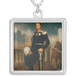 Frederick William III, King of Prussia Silver Plated Necklace