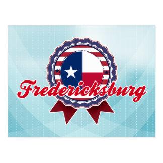 Fredericksburg, TX Postcard