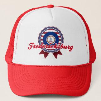 Fredericksburg, VA Trucker Hat