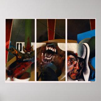 Frederik Bellanger A ton nom Poster
