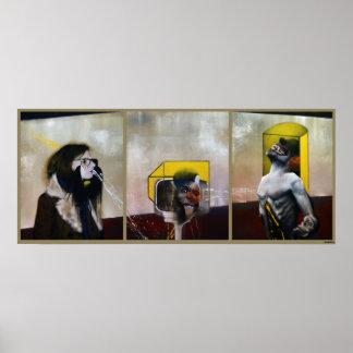 Frederik Bellanger le corbeau Posters