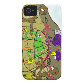 Freds Finally Find the DoDo Bird Case-Mate iPhone 4 Cases