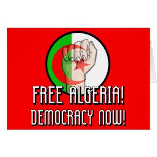 FREE ALGERIA GREETING CARDS